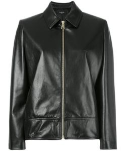 Lanvin | Collared Leather Jacket