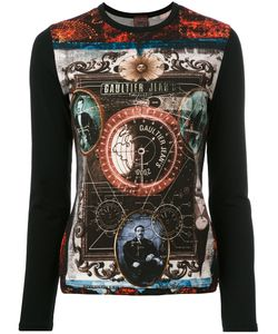 JEAN PAUL GAULTIER VINTAGE   Printed T-Shirt Size Small