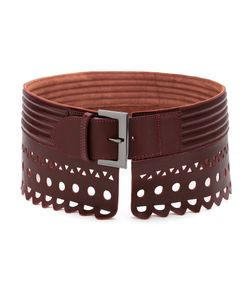Andrea Bogosian | Leather Belt