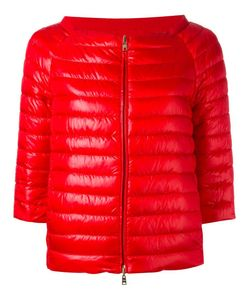 Herno | Three-Quarters Down Jacket 42 Cotton/Polyethylene/Polyamide/Goose Down