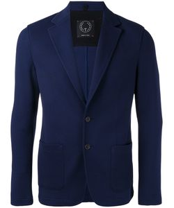 Tonello | Patch Pockets Blazer Large Cotton