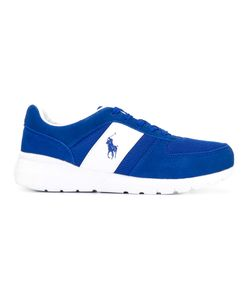 Polo Ralph Lauren | Lace-Up Sneakers 11 Leather/Suede/Cotton/Polyamide