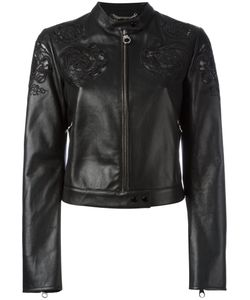 Versace | Baroque Embroidered Cropped Jacket Size