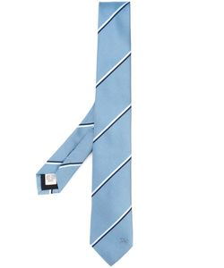 Burberry London | Diagonal Stripe Tie