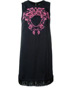 Versace | Платье С Вышивкой