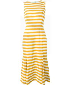 Dolce & Gabbana | Striped Midi Dress