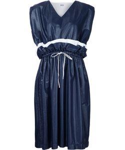 Arthur Arbesser | Платье С Оборками И Завязками На Талии