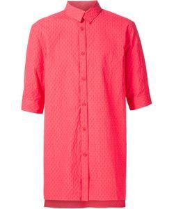 ALEXANDRE PLOKHOV | Рубашка С Укороченными Рукавами