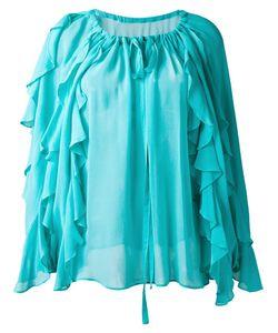 DRESS CAMP | Блузка С Рюшами