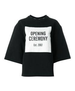 Opening Ceremony | Толстовка С Принтом Логотипа