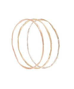 ALICE WAESE | Set Of Thin Bangles