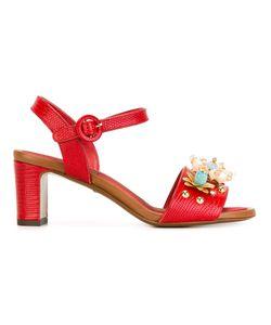 Dolce & Gabbana | Декорированные Босоножки