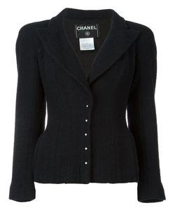 Chanel Vintage | Пиджак С Заостренными Лацканами