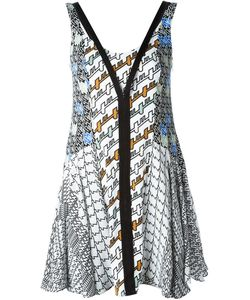 Kenzo | Платье В Диагональную Полоску