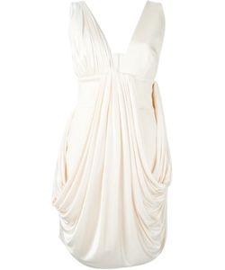 Fausto Puglisi | Платье C V-Образным Вырезом
