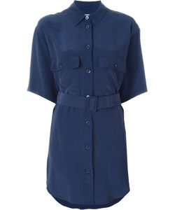 Equipment | Платье-Рубашка С Поясом