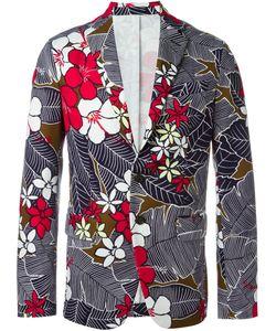 Dsquared2 | Пиджак С Цветочным Принтом