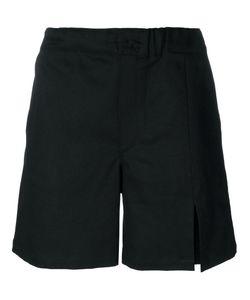 MOW | Slit Detail Bermuda Shorts