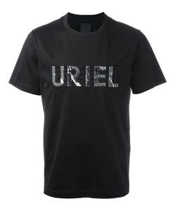 JUUN.J | Футболка С Вышивкой Uriel