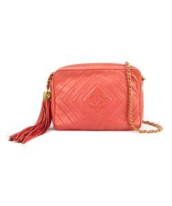 Chanel Vintage | Сумка На Плечо С Цепочной Лямкой