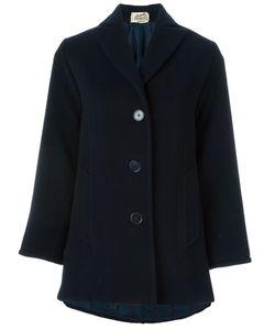 Hermès Vintage | Укороченное Пальто
