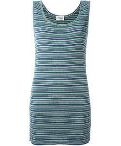 MISSONI VINTAGE | Striped Tank Dress