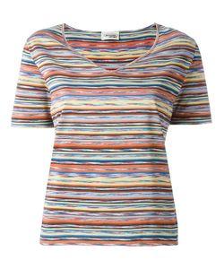 MISSONI VINTAGE | Striped T-Shirt