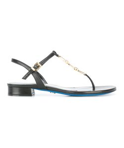 Loriblu | Chain Link Sandals Size 41