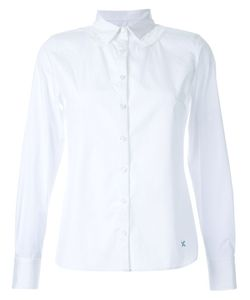 GUILD PRIME | Lace Panel Button Down Shirt