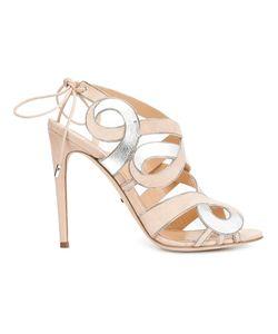 JEROME ROUSSEAU | Lace-Up Sandals