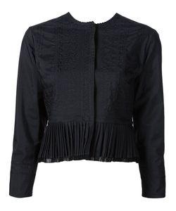 Maison Margiela | Cropped Pleated Jacket