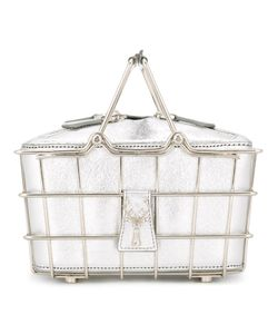 SAVAS | Mini Caroline Basket Bag