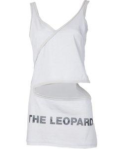 Musée | Майка С Принтом The Leopard