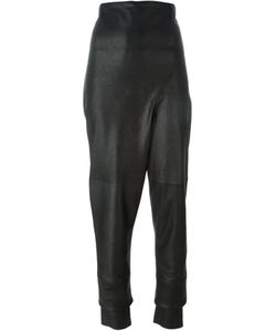 Ann Demeulemeester Icon | Dropped Crotch Trousers