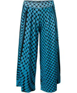 Lala Berlin | Printed Pleated Culottes