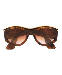 CHRISTIAN LACROIX VINTAGE | Oval Sunglasses