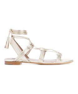 Tabitha Simmons | Lace-Up Sandals 35.5