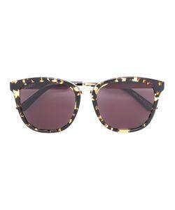 Gucci Eyewear | Tortoisehell Engraved Arm Sunglasses Size