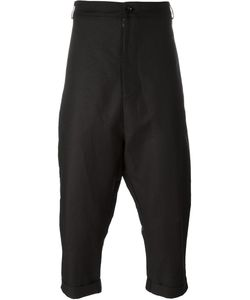 ALCHEMY | Loose-Fit Cuff Trousers