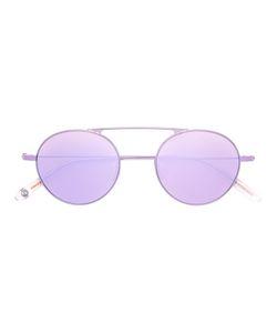 GARRETT LEIGHT | Zeno Sunglasses Acetate/Metal Other
