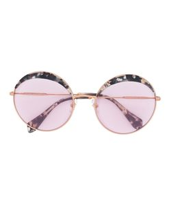 Miu Miu Eyewear | Round Sunglasses Acetate/Metal