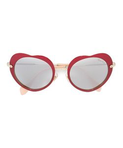 Miu Miu Eyewear | Heart Shaped Sunglasses Acetate/Metal Other