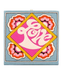 Olympia Le-Tan | Love Box Clutch Bag