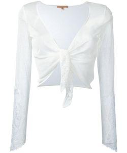 Ermanno Scervino   Cropped Cardigan Size 40