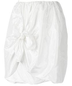Simone Rocha | Knot Detail Skirt 8 Silk