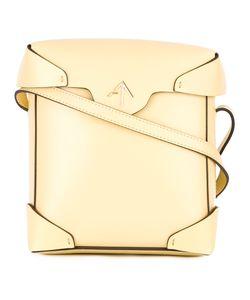 Manu Atelier | Mini Pristine Crossbody Bag Calf