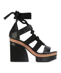 Pierre Hardy | Lace-Up Sandals 40