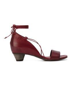 Roberto Del Carlo | Oil Sandals Size 37