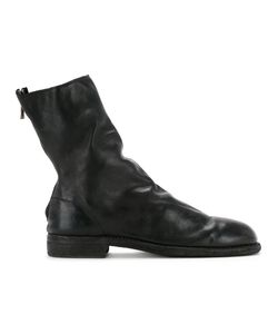 GUIDI | Back Zip Boots Size 42