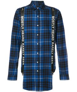 Mostly Heard Rarely Seen | Checked Shirt Size Small